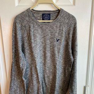AE Men's M Crewneck Sweater